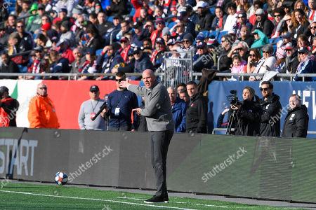 Editorial photo of MLS Crew vs Revolution, Foxborough, USA - 09 Mar 2019