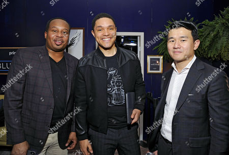 Roy Wood Jr..., Trevor Noah, Ronny Chieng