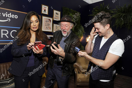 Stock Photo of Alex Meneses, Xander Berkeley, Jackson Rathbone
