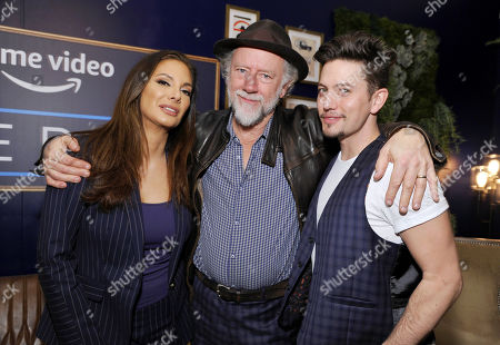 Stock Picture of Alex Meneses, Xander Berkeley, Jackson Rathbone