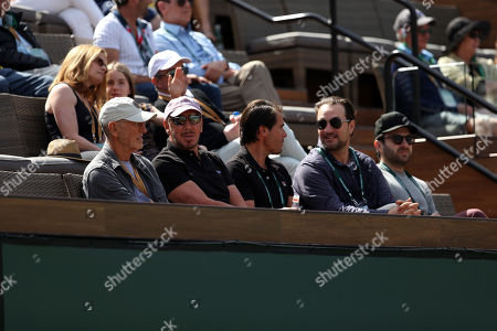 Editorial image of BNP Paribas Open tennis tournament, Indian Wells, USA - 09 Mar 2019