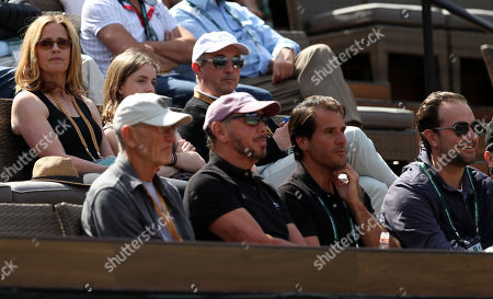 Editorial picture of BNP Paribas Open tennis tournament, Indian Wells, USA - 09 Mar 2019