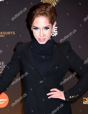 Editorial image of 'One Night For One Drop' charity event, Las Vegas, USA - 08 Mar 2019