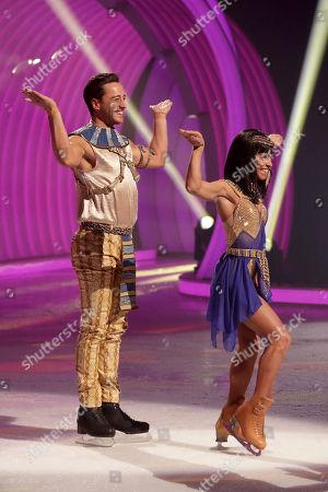 Melody Thornton and Alexander Demetriou