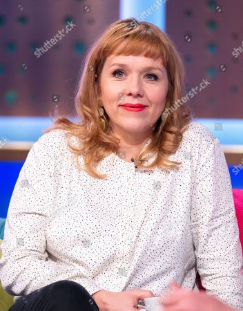 Stock Picture of Kerry Godliman
