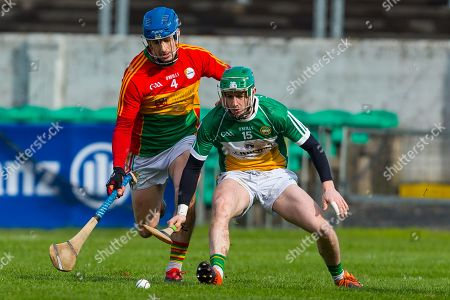 Editorial picture of Allianz Hurling League Division 1B Relegation Play-Off, Bord na Mona O'Connor Park, Co. Offaly  - 10 Mar 2019