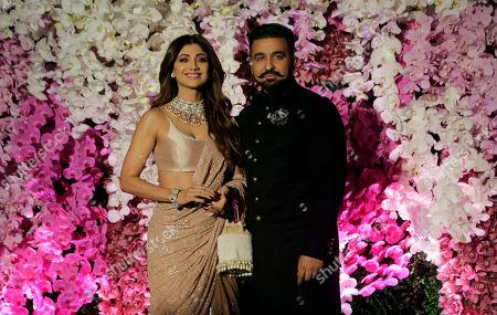 Editorial picture of Ambani Wedding, Mumbai, India - 10 Mar 2019