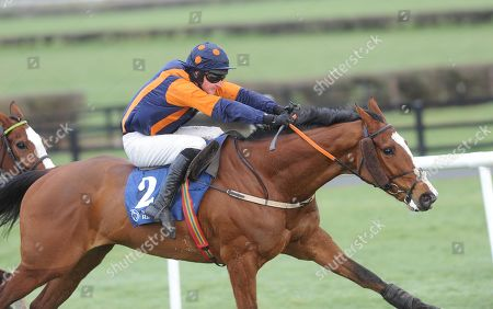 NAAS. GALLANT JOHN JOE and Barry Browne win for trainer Oliver McKiernan.