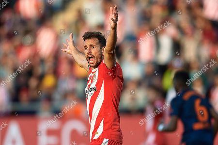 Cristhian Stuani of Girona FC