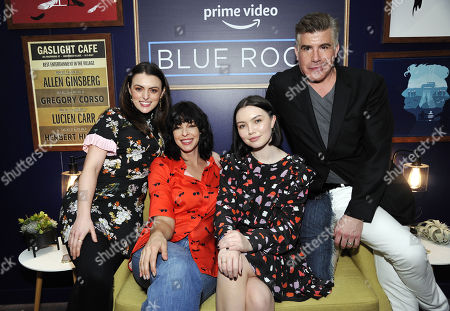 Stock Image of Nora Jane Noone, Pollyanna McIntosh, Lauryn Canny, Bryan Batt