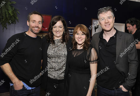 Will Forte, Maeve Higgins, Claudia Doherty, Barry Ward