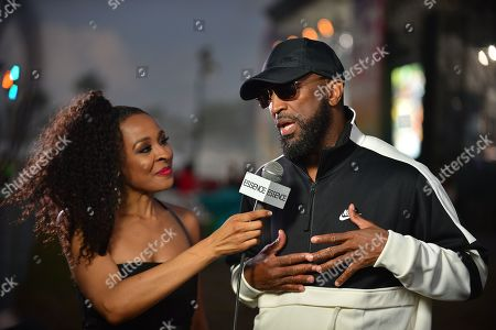 Editorial image of 14th Annual Jazz in the Gardens Music Festival, Day 1, Miami Gardens, USA - 09 Mar 2019