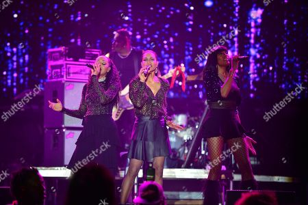 Terry Ellis, Cindy Herron and Rhona Bennett of En Vogue