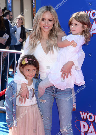 Amanda Stanton and kids