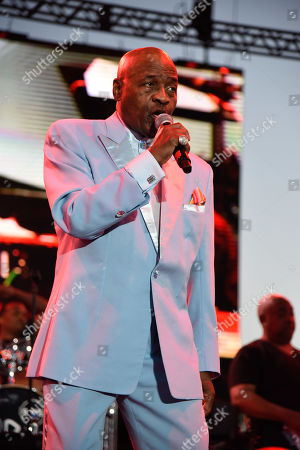 Walter Williams of The O'Jays