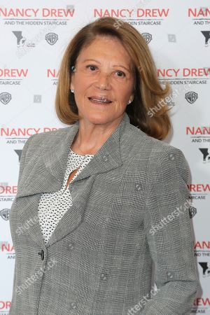 """Linda Lavin arrives at the World Premiere of """"Nancy Drew and the Hidden Staircase"""" at the AMC Century City 15, in Los Angeles"""