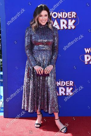 "Rachel Platten attends the LA premiere of ""Wonder Park"" at the Regency Village Theatre, in Los Angeles"