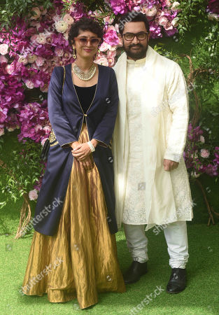 Editorial photo of Akash Ambani and Shloka Mehta Wedding, JIO World Centre, Mumbai, India - 10 Mar 2019