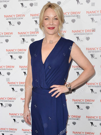 Editorial picture of 'Nancy Drew and the Hidden Staircase' film premiere, Los Angeles, USA - 10 Mar 2019