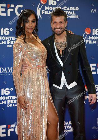 Juliana Moreira and Edoardo Stoppa