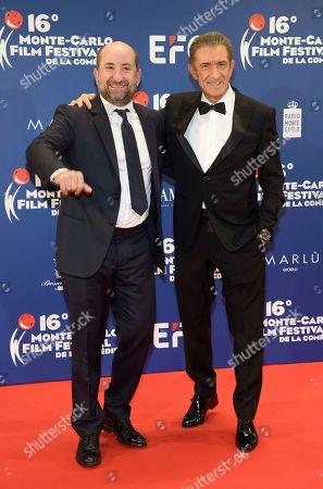 Editorial image of International Monte Carlo Film Festival, Monaco - 09 Mar 2019