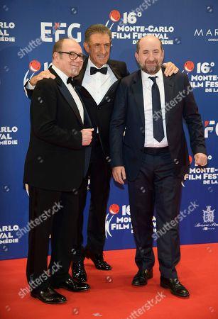 Editorial photo of International Monte Carlo Film Festival, Monaco - 09 Mar 2019