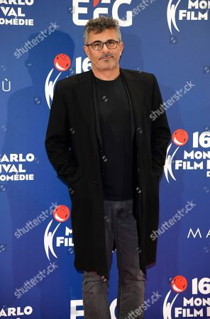 Editorial picture of 'The Man who bought the Moon' film preview, International Monte Carlo Film Festival, Monaco - 08 Mar 2019