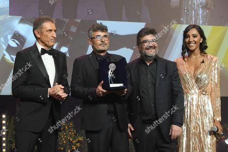 Editorial image of International Monte Carlo Film Festival, Award Ceremony, Monaco - 10 Mar 2019