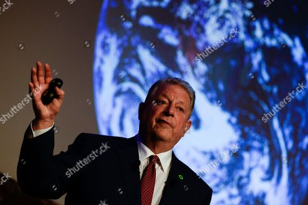 Al Gore, Chairman of The Climate Reality Project