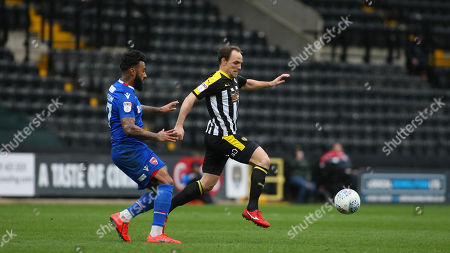 Editorial picture of Notts County v Morecambe, Sky Bet League Two, Football, Meadow Lane, Notts, UK - 16 Mar 2019