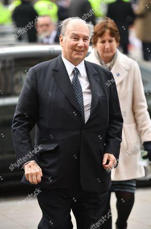 Prince Karim Aga Khan IV