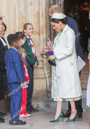 Prince Harry, Megan Duchess of Sussex