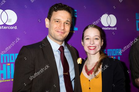 Editorial photo of 'Be More Chill' Broadway Opening Night, New York, USA - 10 Mar 2019