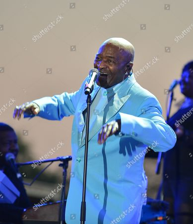 Walter Williams of The O'Jays,