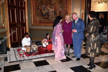Camilla Duchess of Cornwall, Prince Charles, Baroness Patricia Scotland