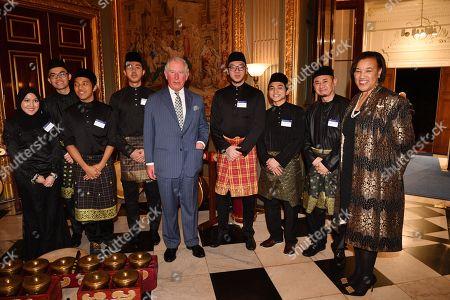 Prince Charles, Baroness Patricia Scotland