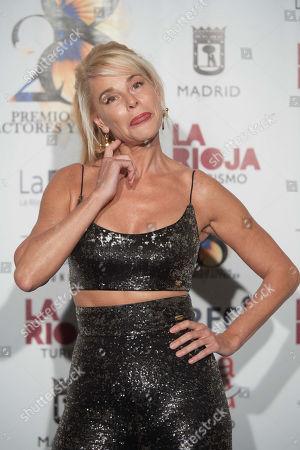 Editorial image of Union De Actores Awards, Arrivals, Madrid, Spain - 11 Mar 2019