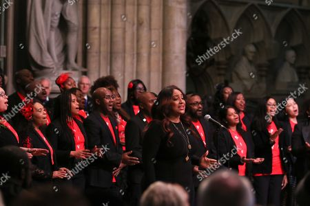 Editorial picture of Commonwealth Day service at Westminster Abbey, London, UK - 11 Mar 2019