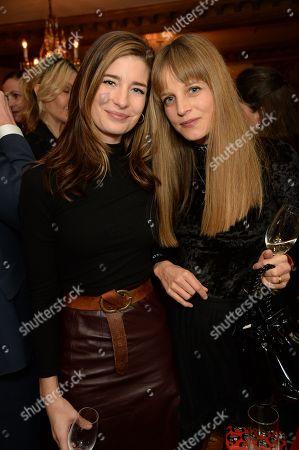 Nettie Wakefield and Charlotte Colbert
