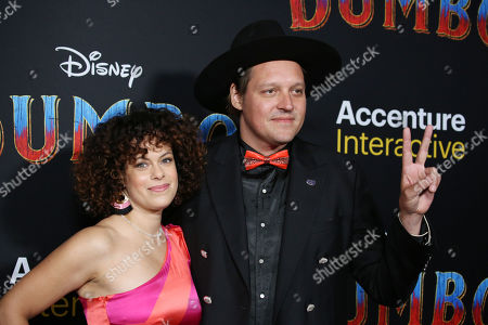 Editorial picture of 'Dumbo' film premiere, Arrivals, Los Angeles, USA - 11 Mar 2019