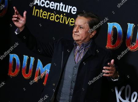 Stock Photo of Deep Roy
