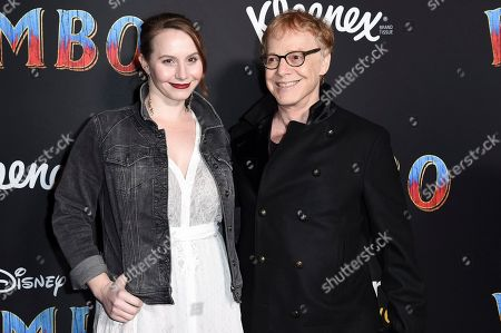 "Danny Elfman attends the LA premiere of ""Dumbo"" at the Dolby Theatre, in Los Angeles"