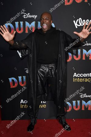 "Editorial photo of LA Premiere of ""Dumbo"", Los Angeles, USA - 11 Mar 2019"