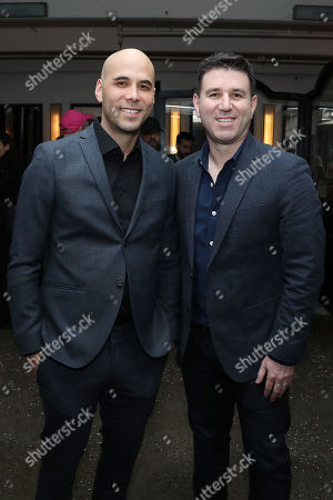 Editorial picture of New York Special Screening of 'The Hummingbird Project' - After Party, USA - 11 Mar 2019