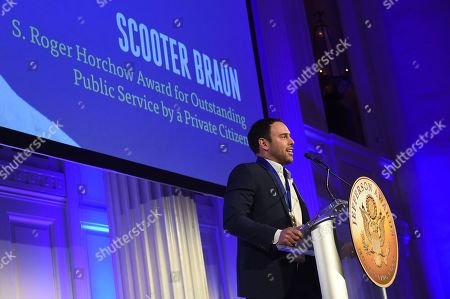 Editorial image of 2019 Jefferson Awards NYC National Ceremony, New York, USA - 11 Mar 2019