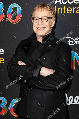Danny Elfman arrives for the premiere of 'Dumbo' at the El Capitan Theater in Hollywood, California, USA, 11 March 2019. The movie 'Dumbo' will start screening on 29 March 2019.