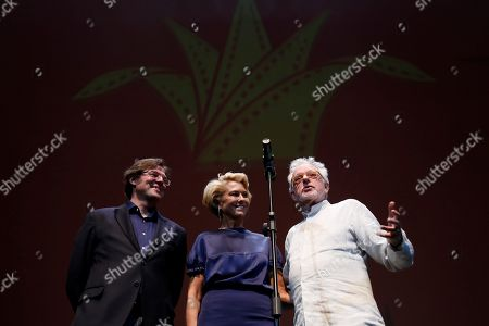 Editorial picture of Guadalajara International Film Festival, Mexico - 11 Mar 2019