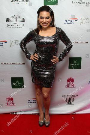 Stock Picture of Gloria Garayua