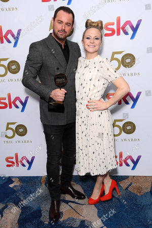Editorial image of The TRIC Awards, Grosvenor House, London, UK - 12 Mar 2019