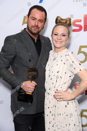 Danny Dyer - Soap Actor - 'EastEnders' and Kellie Bright